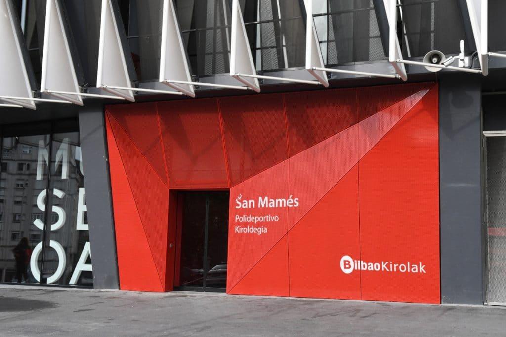 Las personas abonadas a Bilbao Kirolak podrán usar polideportivos de otros 46 municipios