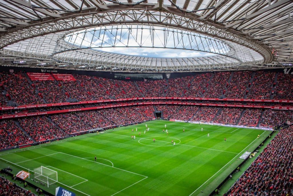 San Mamés acogerá hasta 13.000 personas en los partidos de la Eurocopa