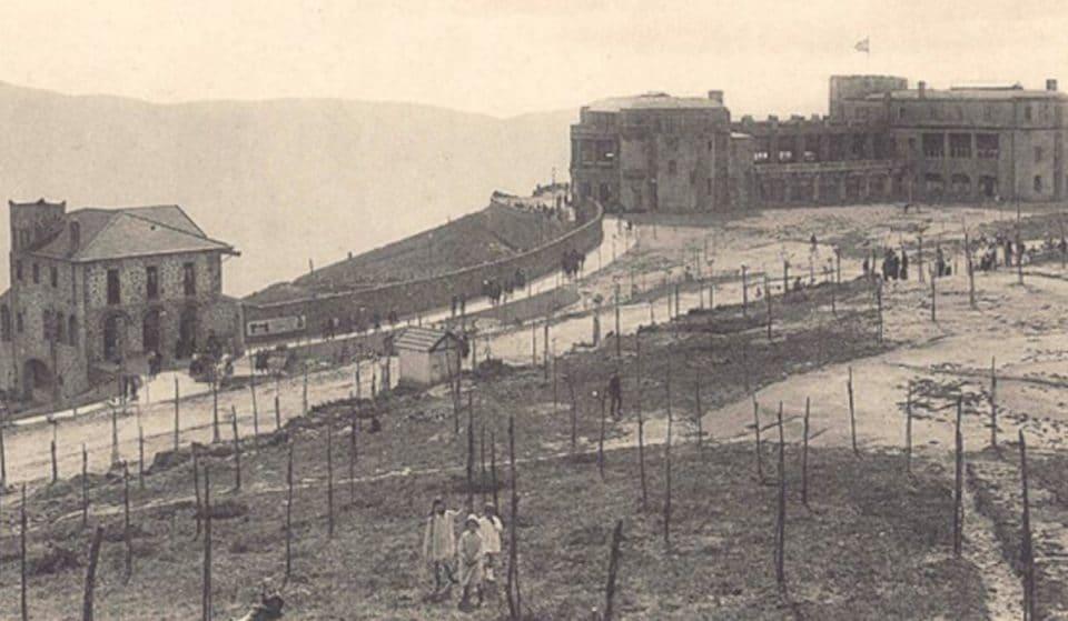 Casino de Artxanda: referente del ocio en la Villa del pasado