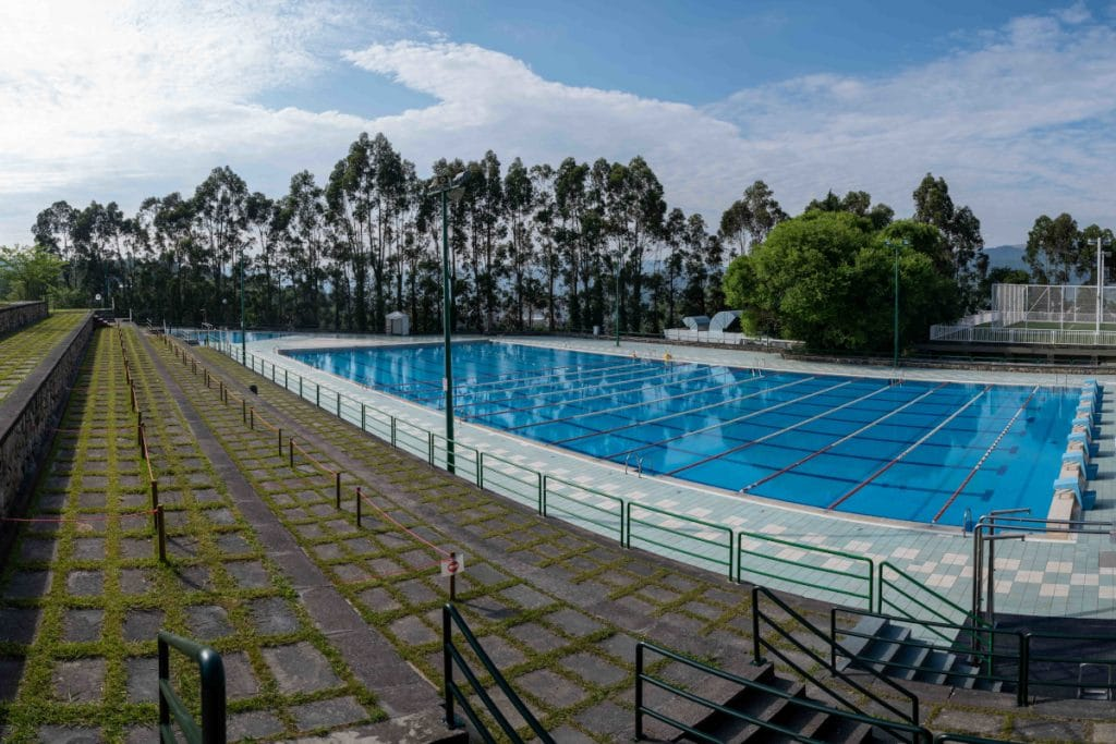 Bilbao Kirolak abre la piscina olímpica exterior de Artxanda