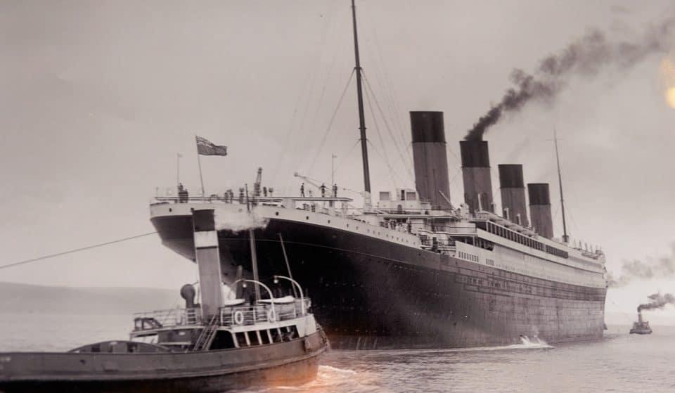 ¿Sabías que en el Titanic se encontró una caja de caramelos de Bilbao?