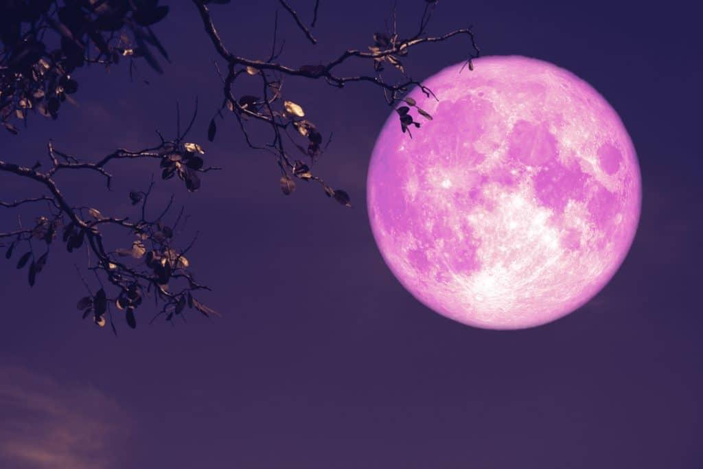 La 'Superluna rosa' volverá a dejarse ver en Bilbao