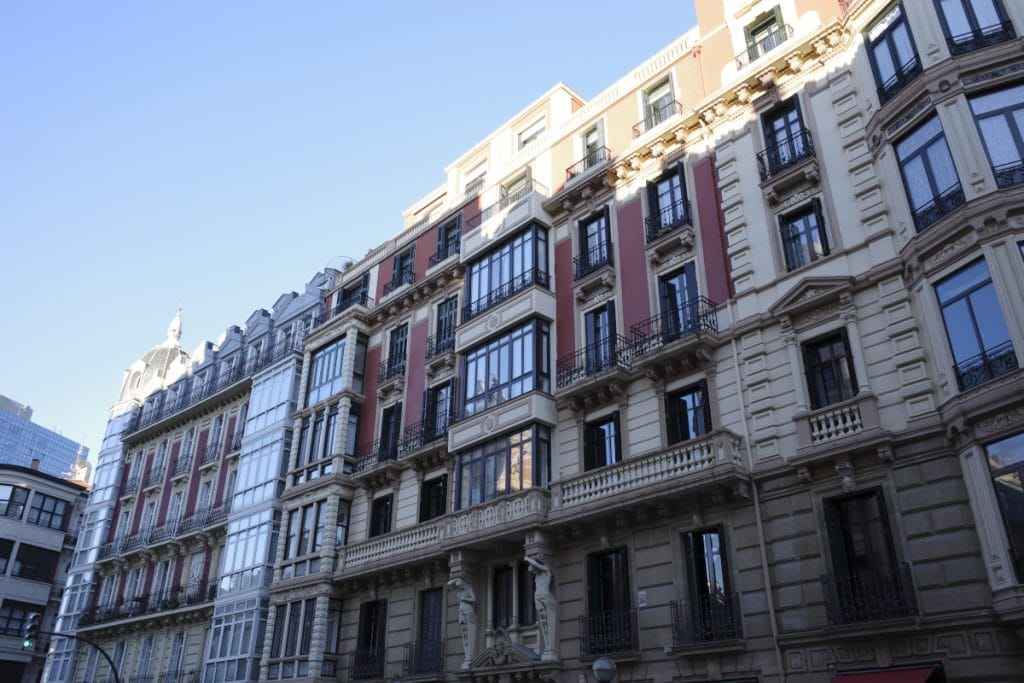 Bilbao es la cuarta capital de provincia con el alquiler más caro