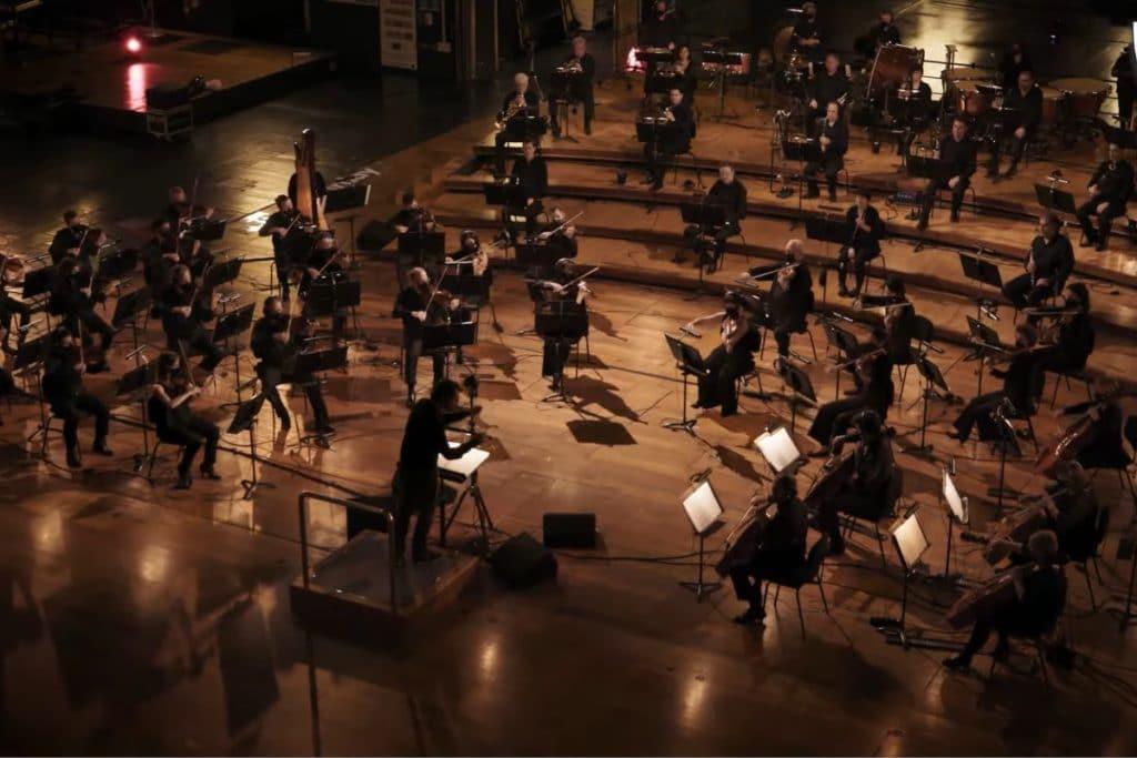 Así es la canción de la Orquesta Sinfónica y la Coral de Bilbao en apoyo al Athletic