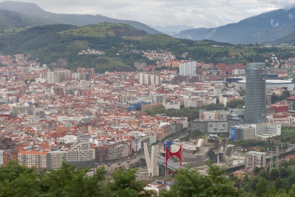 Bilbao es la segunda ciudad del estado con mejor calidad de vida