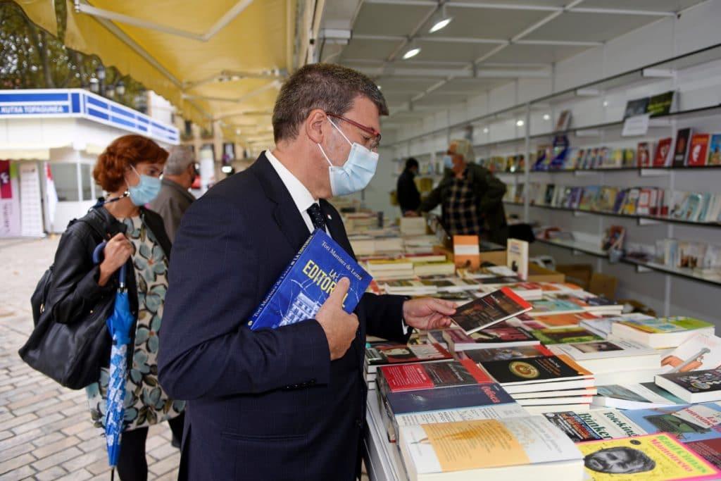 Feria del Libro de Bilbao: casetas en El Arenal y un sinfín de actividades
