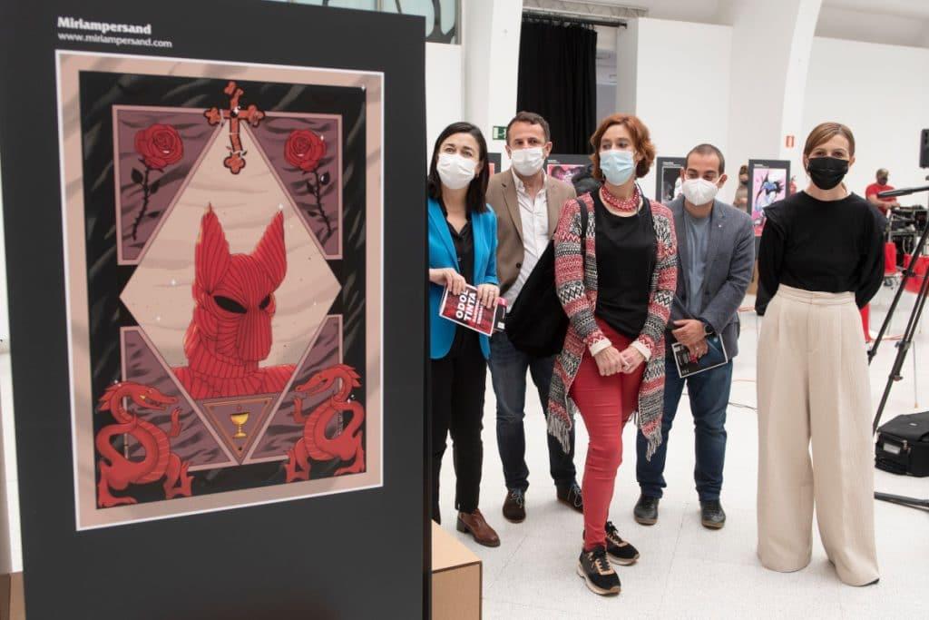 El Edificio del Ensanche acoge una exposición gratuita sobre Drácula