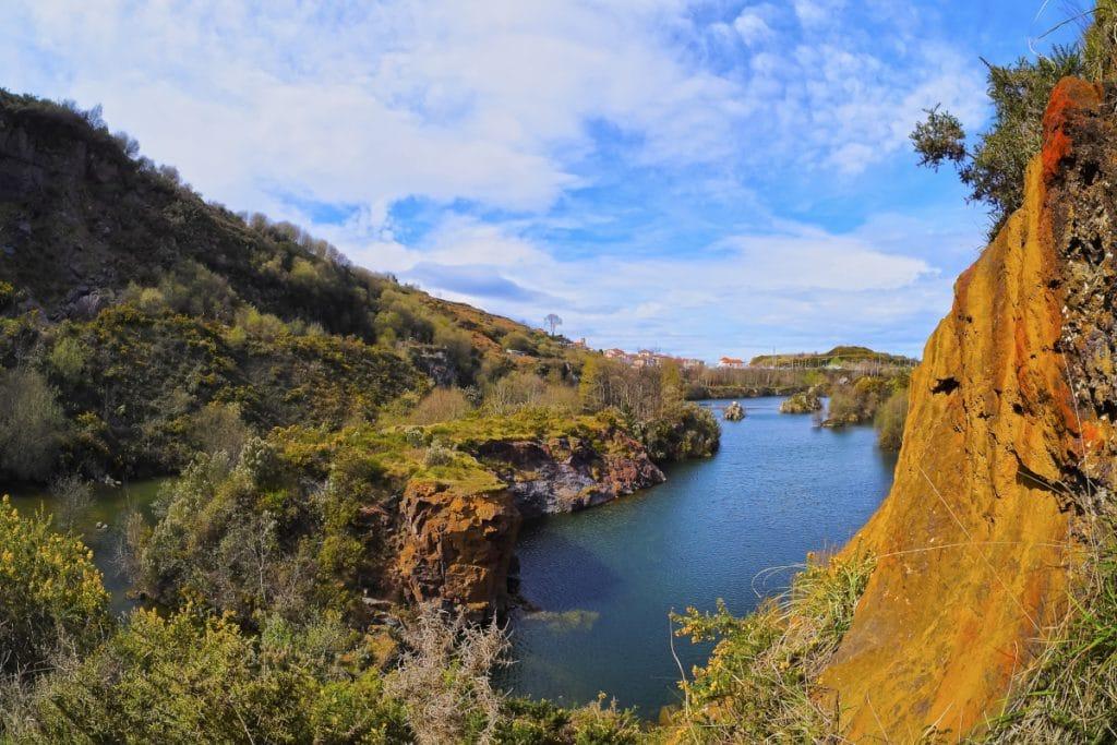 La Arboleda: un paraíso natural en el último resquicio minero de Bizkaia