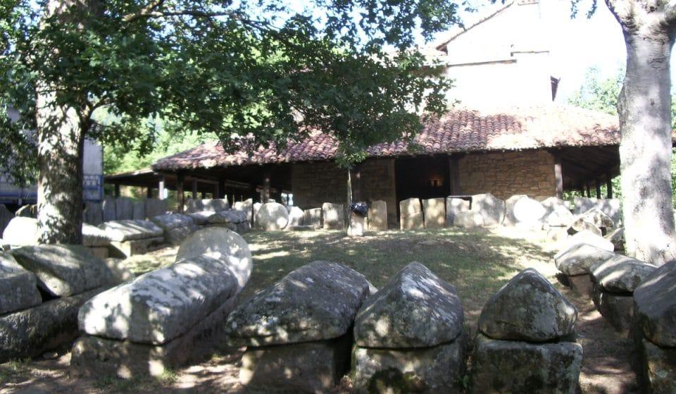 Necrópolis de Argiñeta: un místico rincón en plena naturaleza de Bizkaia