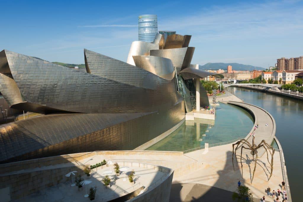 El Guggenheim presenta un proyecto de ampliación con dos nuevas sedes en Urdaibai