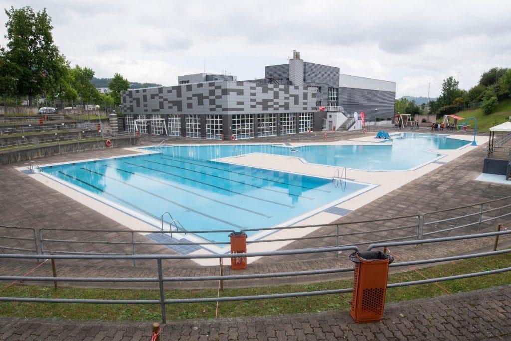 Este sábado abren las piscinas exteriores de Bilbao