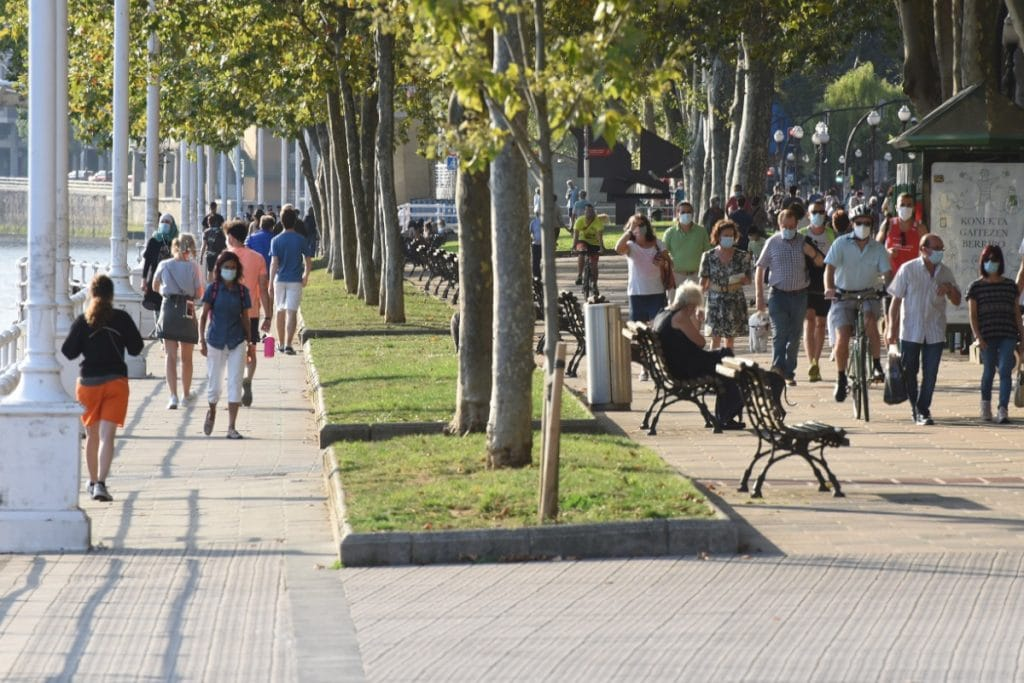 Un 90% de la ciudadanía se siente orgullosa de ser de Bilbao