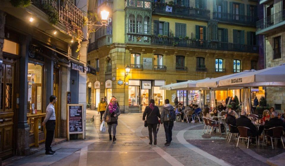 Los servicios más numerosos en Euskadi: mucho bar y poco banco