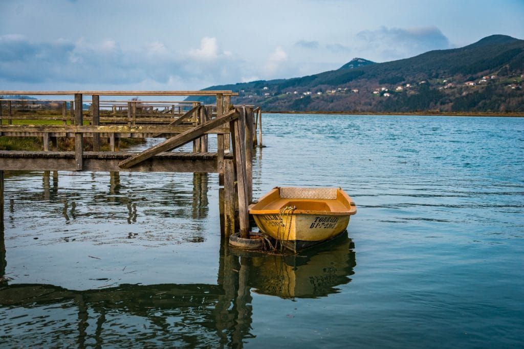 La Reserva de Udaibai, primer destino sostenible de Euskadi
