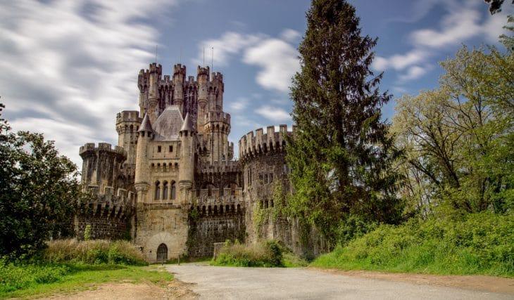 5 castillos espectaculares de Bizkaia