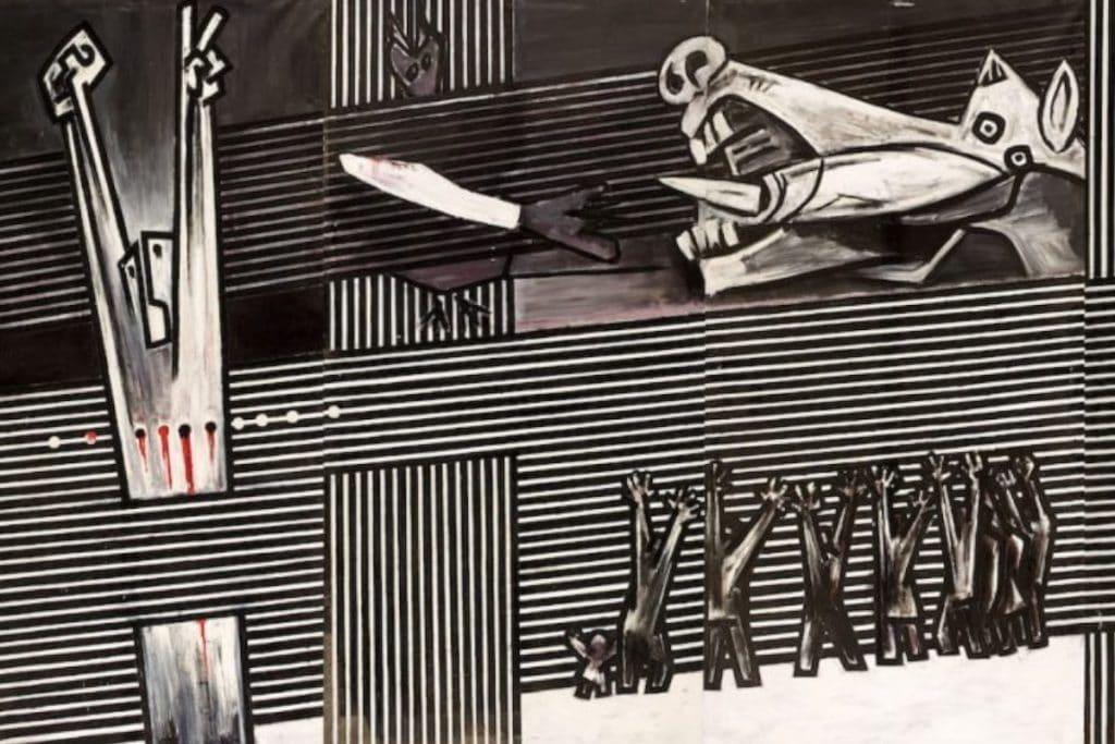 El Museo de Bellas Artes de Bilbao compra el 'Guernica' de Ibarrola