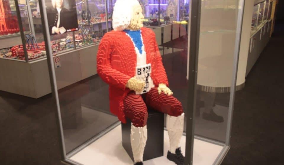 Esta increíble exposición de construcciones Lego® estará hasta el 5 de septiembre en Bilbao