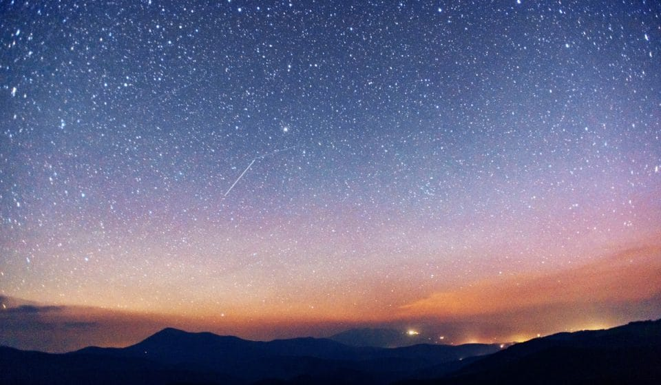 Acuáridas 2021: la lluvia de estrellas que podremos ver mañana en Bilbao