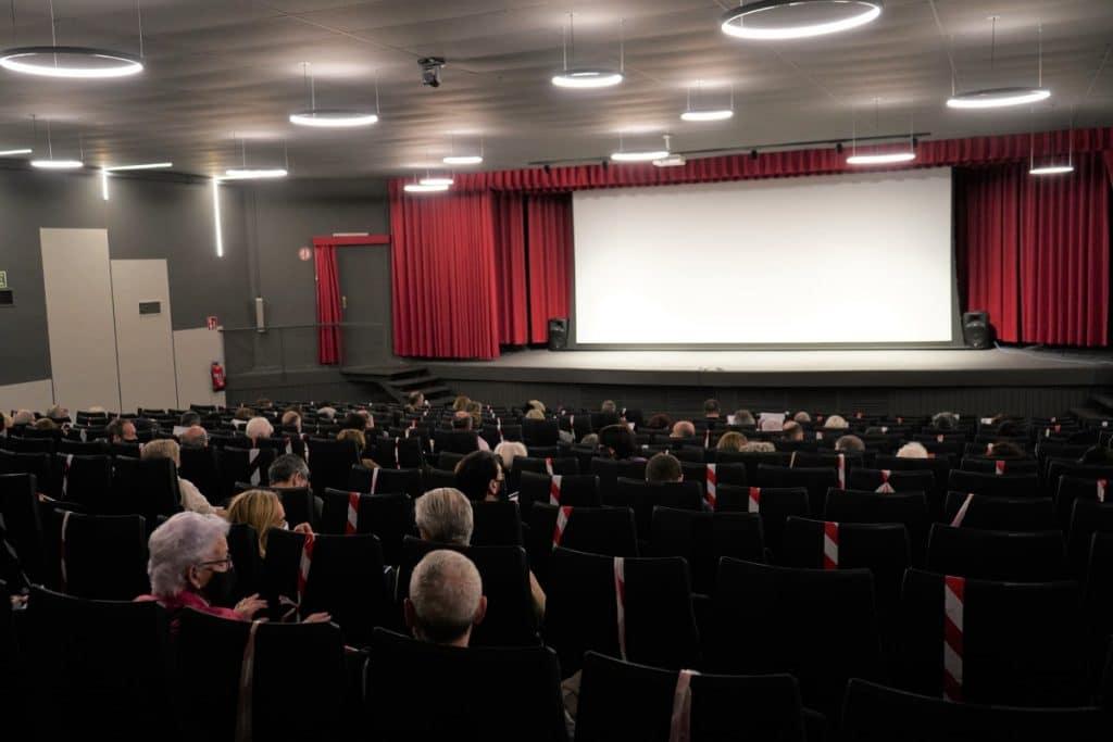 Fas: el cineclub más antiguo de España está en Bilbao