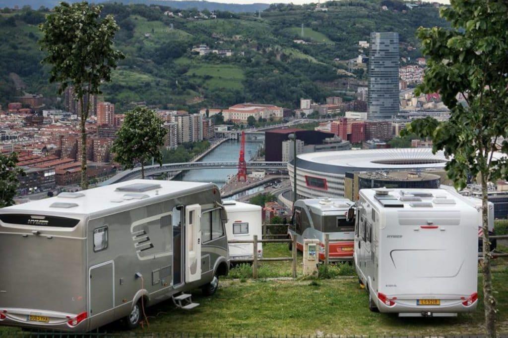 Bilbao es uno de los destinos favoritos de Europa para viajar en autocaravana
