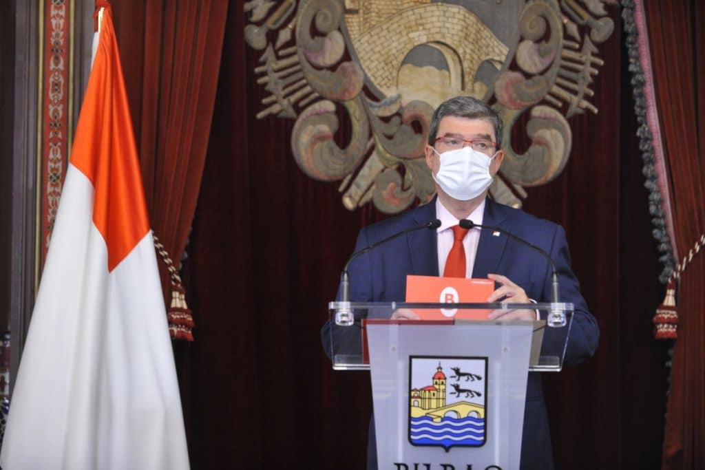 El Ayuntamiento limita a cinco las actividades de Bilboko Konpartsak