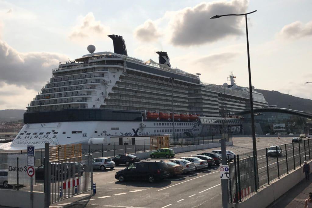 Bilbao recibe su primer crucero dos años después