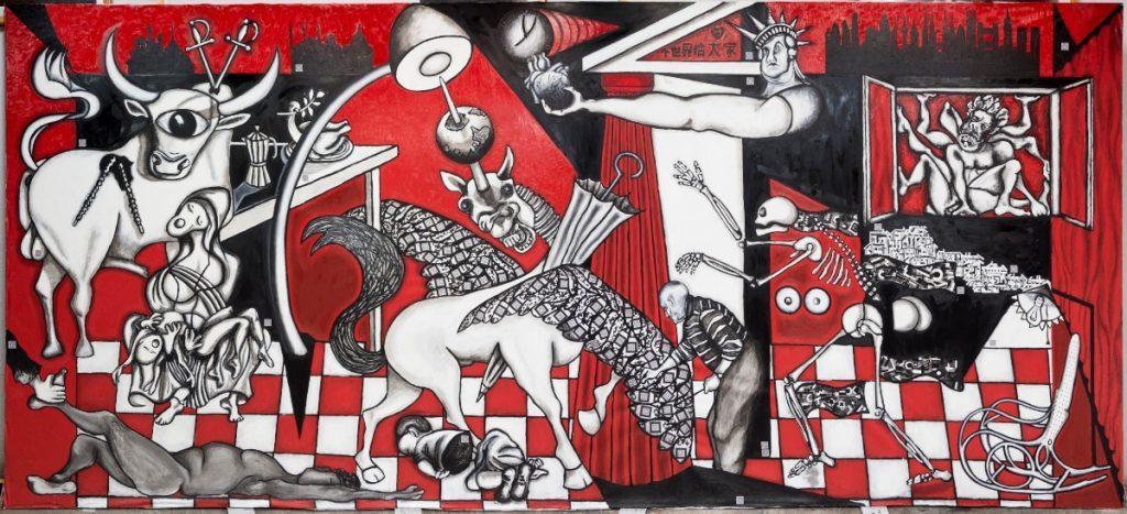 Ya están a la venta las entradas para la exposición 'The Red Guernica' en Bilbao