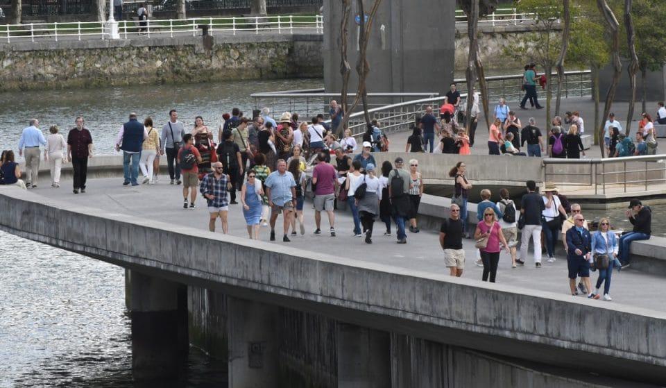 La Semana Europea de la Movilidad llega a Bilbao enfocada en la bici y los desplazamientos a pie