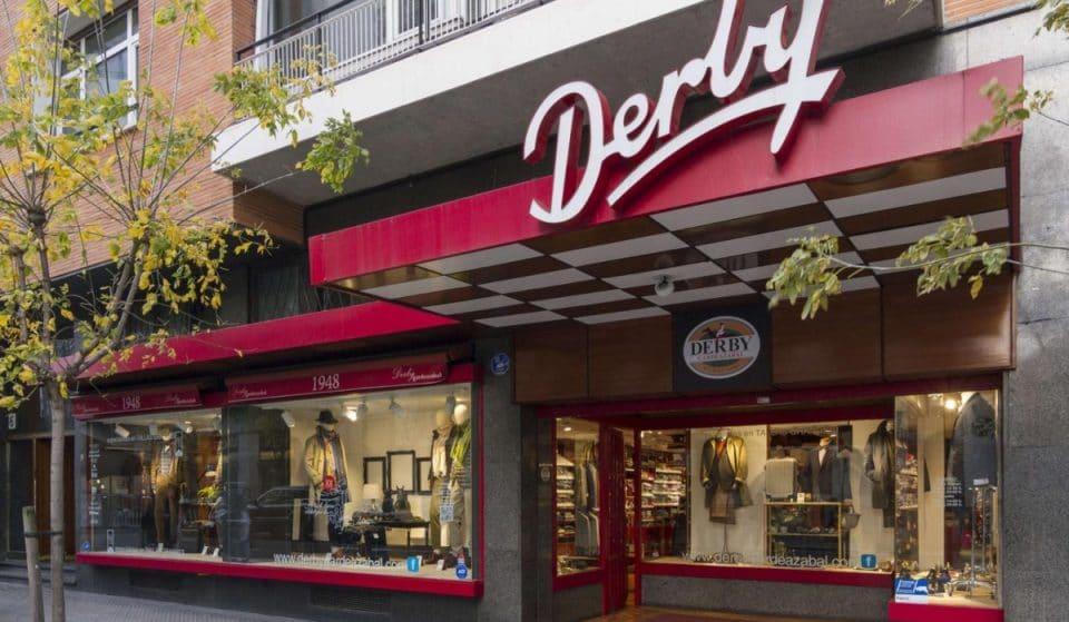 La histórica sastrería Derby cerrará después de 73 años