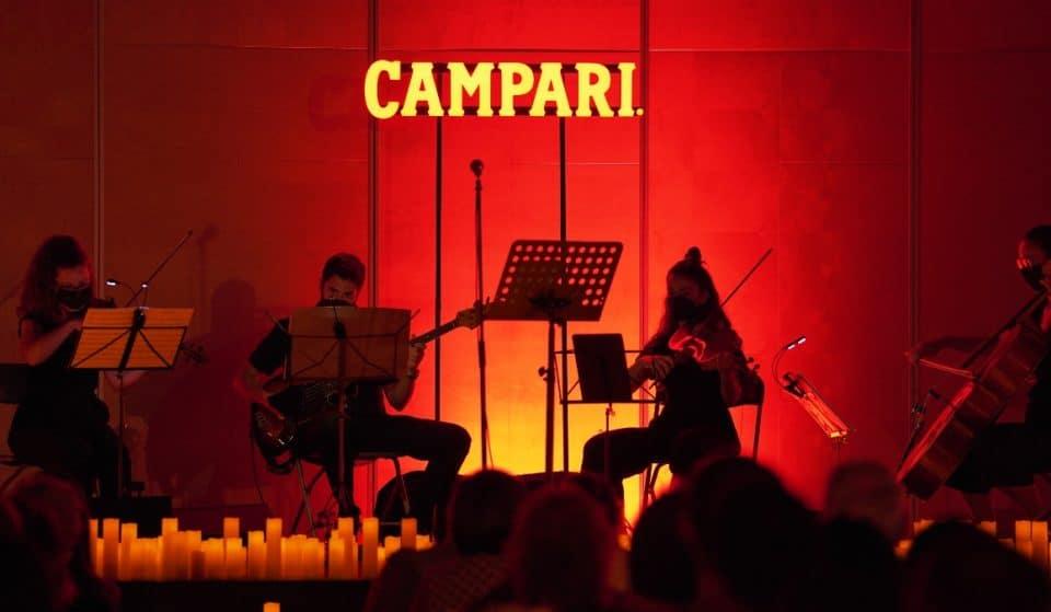 Candlelight con Campari Tonic: las mejores bandas sonoras de cine a la luz de las velas