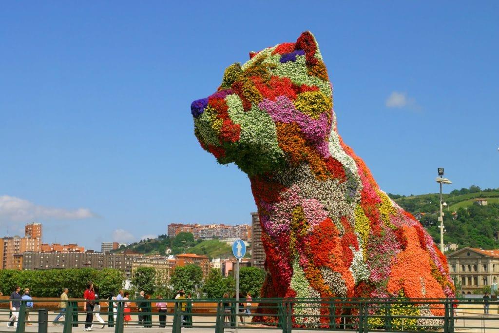 El Guggenheim comienza las obras de restauración de Puppy