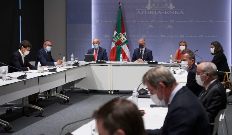 Euskadi desactivará la emergencia sanitaria el próximo martes