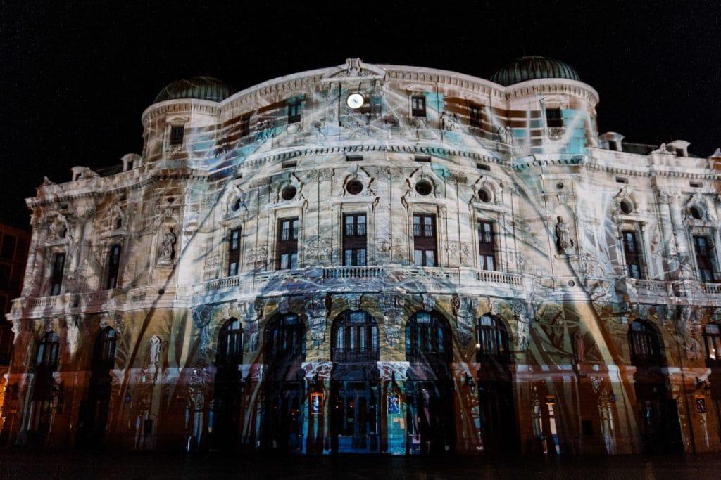 La Noche Blanca regresa este fin de semana a Bilbao con 25 espectáculos artísticos