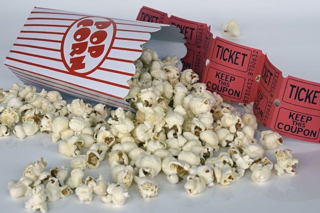 Las palomitas quedan prohibidas en los cines vascos