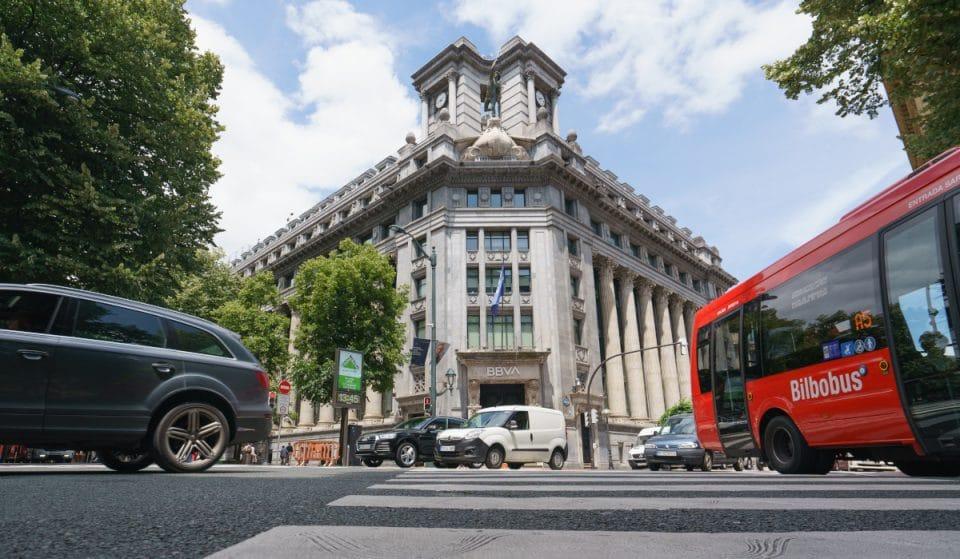 Bilbao prohibirá el acceso al centro de la ciudad a los vehículos más contaminantes