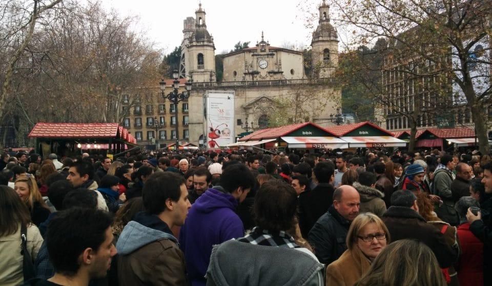 Santo Tomás vuelve a Bilbao por Navidad