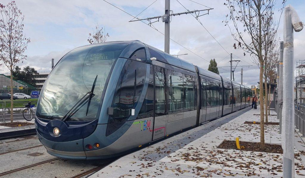 Nouveau terminus pour le tramway D : Eysines !