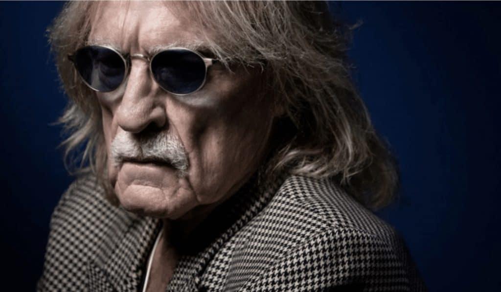 Le chanteur Christophe est décédé à l'âge de 74 ans