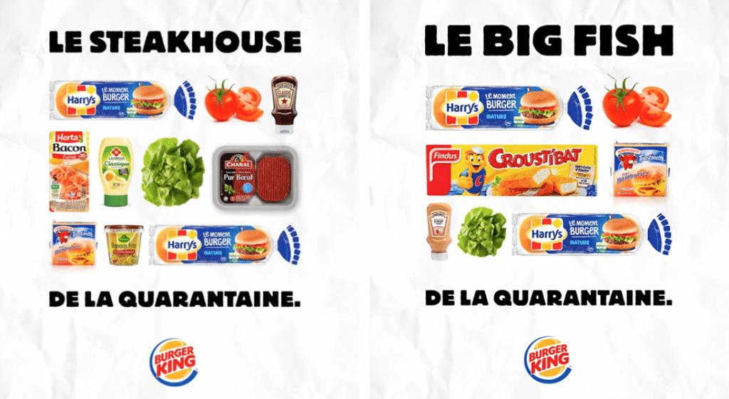 Burger King dévoile ses recettes pour reproduire ses burgers à la maison !
