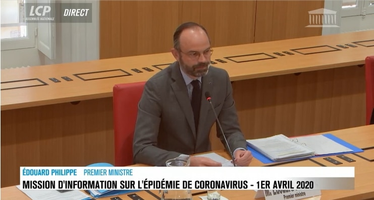 Coronavirus : le «déconfinement» progressif selon Édouard Philippe
