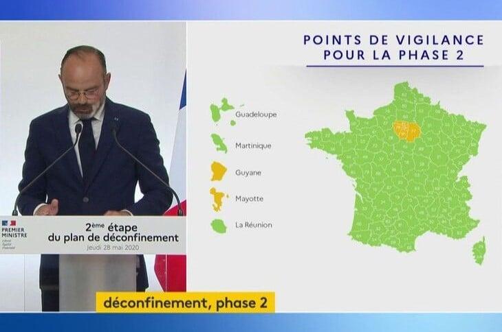 Déconfinement phase 2 : Les grandes annonces d'Edouard Philippe !