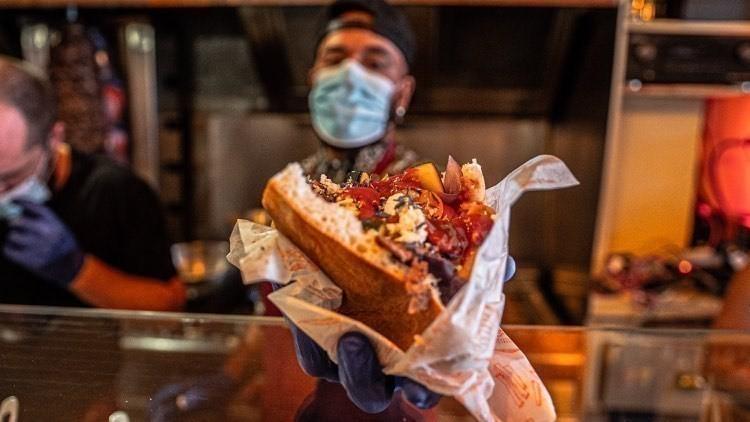 Le Glück, le nouveau kebab gastronomique, a ouvert aux Chartrons !