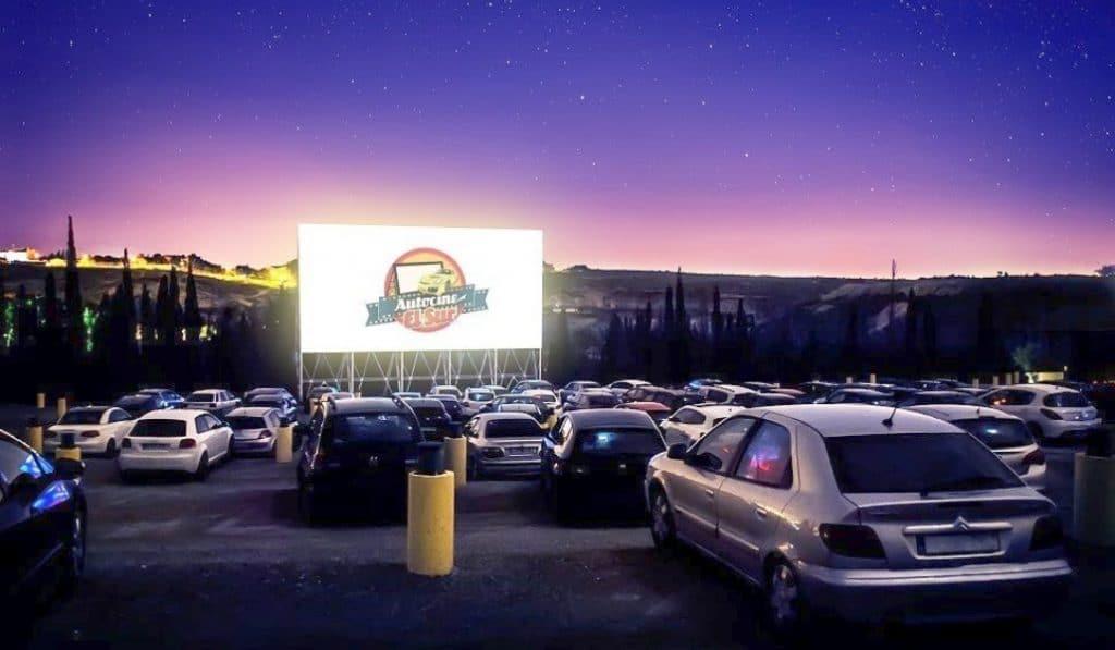 Un cinéma en plein air et en voiture s'installe aux Quinconces dès samedi