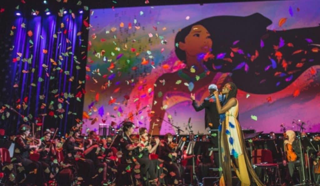 Un ciné-concert Disney à l'Arkéa Arena en janvier 2021 !