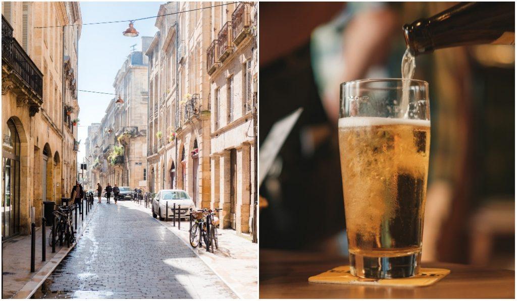 Un jeu de piste pour découvrir Bordeaux en buvant des bières !