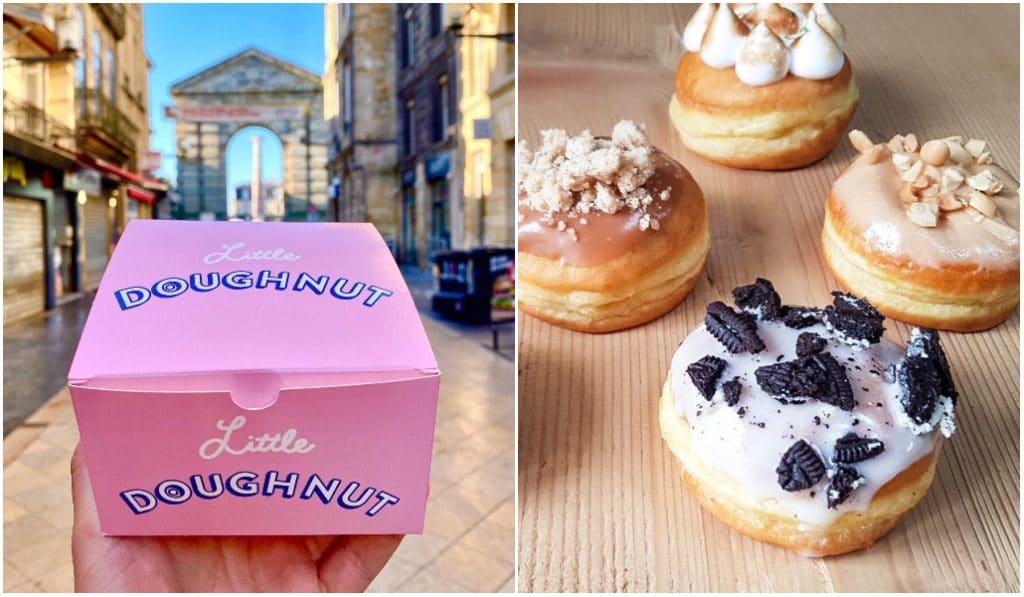 Little Doughnut : le tout premier bar à donuts de Bordeaux !