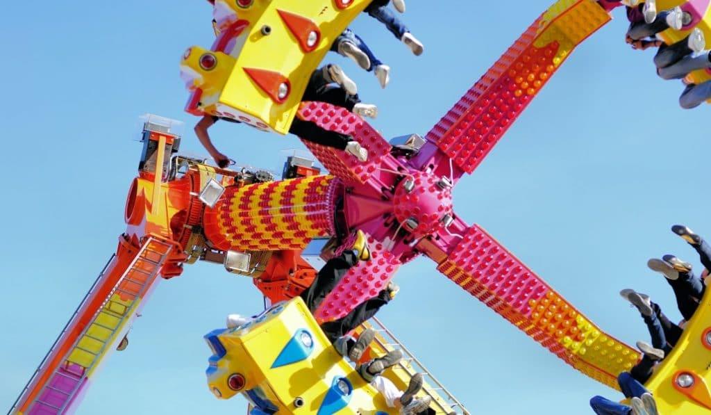 Une fête foraine Luna Parc au bassin d'Arcachon tout l'été !