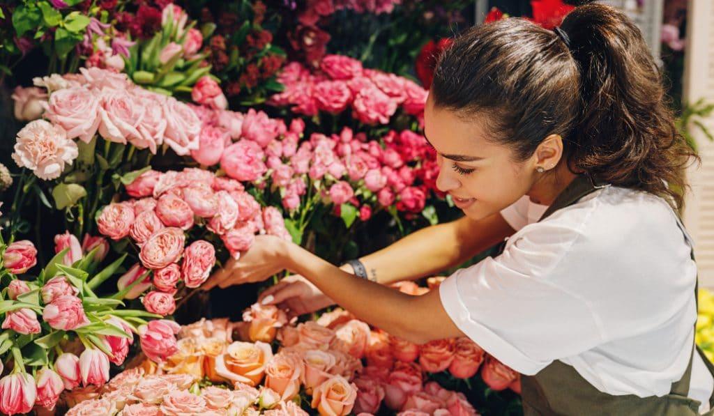 Des ventes de fleurs à petits prix en septembre à Bordeaux !