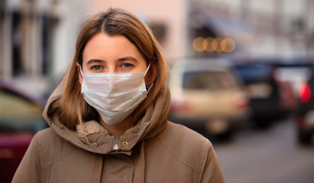 Le port du masque obligatoire dans les rues Sainte-Catherine et Porte-Dijeaux !