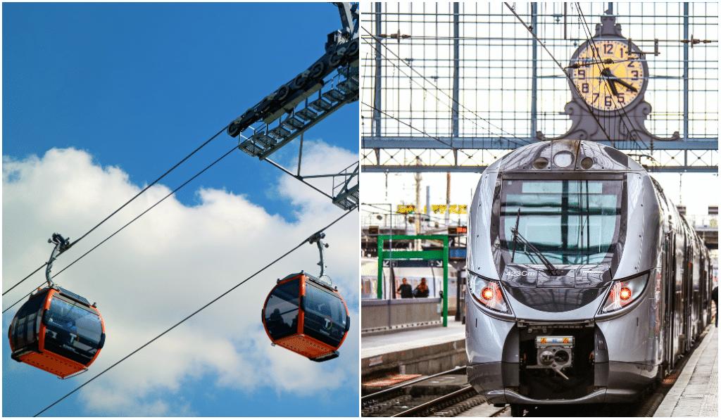 Téléphérique sur la Garonne, RER à Bordeaux… c'est la rentrée des transports !